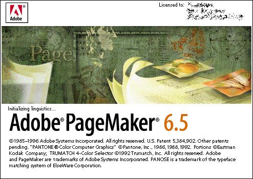Pagemaker 6.5 скачать бесплатно русская версия