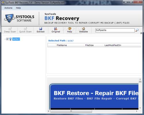 SysTools-BFK-Repair
