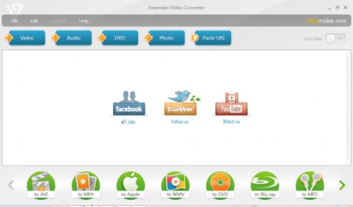 Freemake-Free-Video-Converter