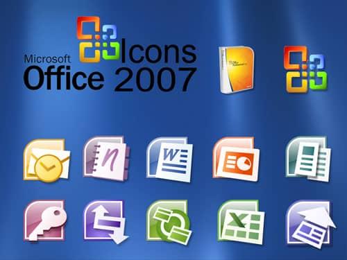 Microsoft Office 2007 ProPlus