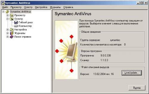 Symantec-AntiVirus