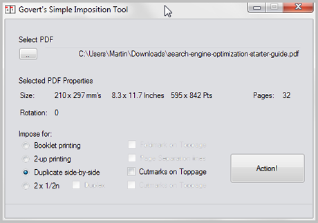 simple-imposition-tool