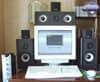 Multimedia-Computer