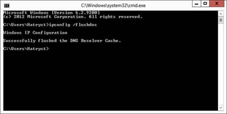 clear-dns-cache-windows-8