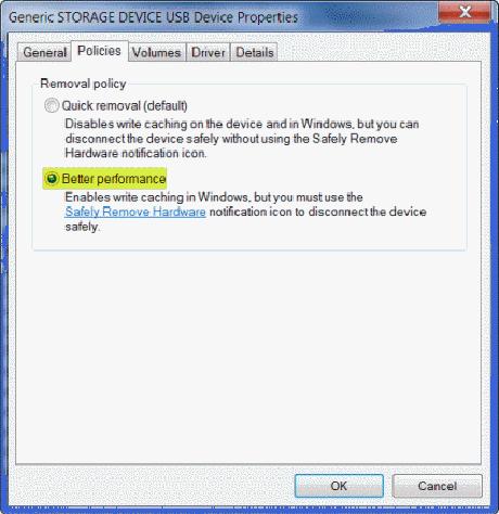 optimize-USB-drive-write-cache